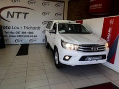 2017 Toyota Hilux 2.8 GD-6 Raised Body Raider Single-Cab Limpopo
