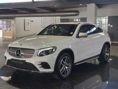 2018 Mercedes-Benz GLC COUPE 250d AMG Western Cape