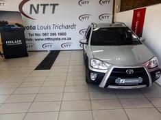 2020 Toyota Etios Cross 1.5 Xs 5Dr Limpopo