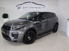 2016 Land Rover Range Rover Evoque 2.2 SD4 HSE Dynamic Western Cape