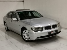 2002 BMW 7 Series 745i (e65)  Gauteng