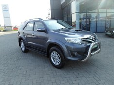 2012 Toyota Fortuner 2.5d-4d Rb  North West Province
