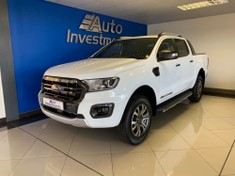 2019 Ford Ranger 2.0TDCi WILDTRAK 4X4 Auto Double Cab Bakkie Gauteng