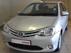 2014 Toyota Etios 1.5 Xs 5dr  Western Cape