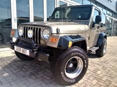 2003 Jeep Wrangler Sahara 4.0  Mpumalanga