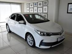2018 Toyota Corolla 1.4D Prestige Gauteng