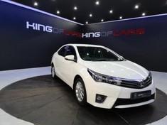 2015 Toyota Corolla 1.4D Prestige Gauteng
