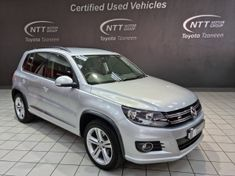 2016 Volkswagen Tiguan 1.4 Tsi B/mo Tren-fun (90kw)  Limpopo