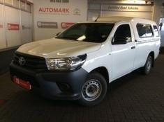 2021 Toyota Hilux 2.4 GD S Single Cab Bakkie Mpumalanga