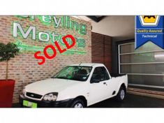 2007 Ford Bantam 1.6i P/u S/c  Gauteng