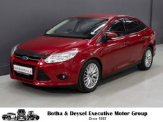 2012 Ford Focus 2.0 Tdci Trend Powershift  Gauteng