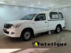 2015 Toyota Hilux 2.0 Vvti S P/u S/c  Kwazulu Natal