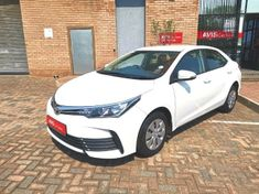 2017 Toyota Corolla 1.6 Esteem Gauteng