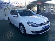 2012 Volkswagen Golf Vi 1.4 Tsi Comfortline  Western Cape