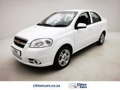 2016 Chevrolet Aveo 1.6 Ls A/t  Gauteng