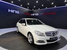 2012 Mercedes-Benz C-Class C200 Be Avantgarde A/t  Gauteng