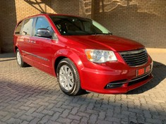 2015 Chrysler Grand Voyager 2.8 Lx A/t  Gauteng