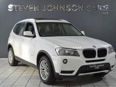 2012 BMW X3 Xdrive20i  Exclusive A/t  Western Cape