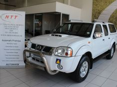2018 Nissan NP300 2.5 TDi 4X4 Double Cab Bakkie Limpopo