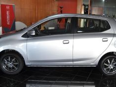 2021 Toyota Agya 1.0 Auto Western Cape
