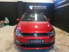 2017 Volkswagen Polo GP 1.2 TSI Comfortline 66kW Kwazulu Natal Pinetown_2