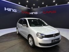 2011 Volkswagen Polo Vivo 1.6 Trendline 5Dr Gauteng
