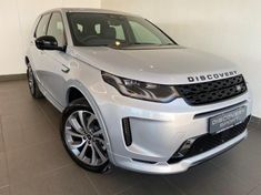 2021 Land Rover Discovery Sport 2.0D SE R-Dynamic D200 Gauteng Johannesburg_0