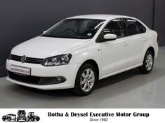 2015 Volkswagen Polo 1.6 Comfortline  Gauteng