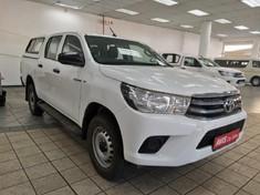 2016 Toyota Hilux 2.4 GD-6 SRX 4x4 Double Cab Bakkie Free State