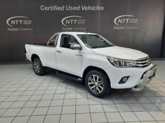 2018 Toyota Hilux 2.8 GD-6 Raider 4x4 Single Cab Bakkie Limpopo