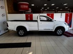 2015 Toyota Hilux 2.7 VVTi LEGEND 45 R/B Single Cab Bakkie Limpopo