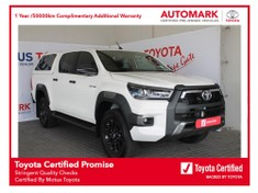 2021 Toyota Hilux 2.8 GD-6 Raised Body Legend Auto Double-Cab Western Cape