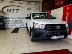2021 Toyota Hilux 2.4 GD S A/C Single Cab Bakkie Limpopo