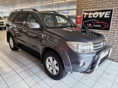 2009 Toyota Fortuner 3.0 D-4D Raised Body 4x4 Western Cape