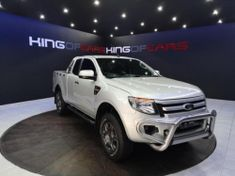 2013 Ford Ranger 3.2tdci Xls 4x4 A/t P/u Sup/cab  Gauteng