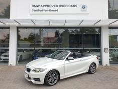 2016 BMW 2 Series M240 Convertible Auto Gauteng