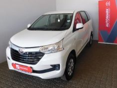 2021 Toyota Avanza 1.3 S Gauteng