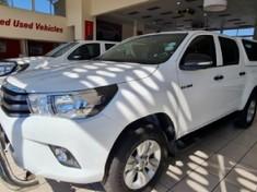 2017 Toyota Hilux 2.4 GD-6 SRX 4x4 Double-Cab Limpopo