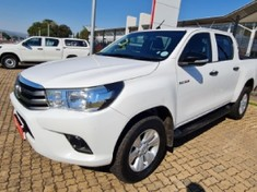 2017 Toyota Hilux 2.4 GD-6 RB SRX Double Cab Bakkie Limpopo