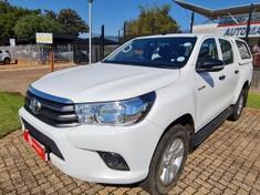 2018 Toyota Hilux 2.4 GD-6 RB SRX Double Cab Bakkie Limpopo