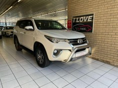 2016 Toyota Fortuner 2.8 GD-6 4x4 Western Cape