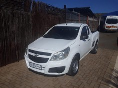 2014 Chevrolet Utility 1.4 North West Province
