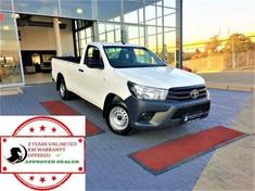 2018 Toyota Hilux 2.4 GD A/C Single Cab Bakkie Gauteng