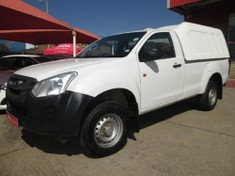 2018 Isuzu D-Max 250C Fleetside Single Cab Bakkie Gauteng