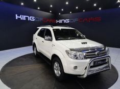 2010 Toyota Fortuner 3.0 D-4D Raised Body Auto Gauteng