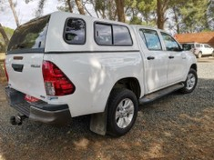 2018 Toyota Hilux 2.4 GD-6 SRX 4x4 Double-Cab Free State