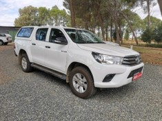 2017 Toyota Hilux 2.4 GD-6 Raised Body SRX Double-Cab Free State