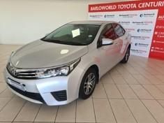 2014 Toyota Corolla 1.4 D Esteem Gauteng