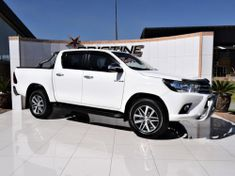 2016 Toyota Hilux 2.8 GD-6 Raised Body Raider Double-Cab Auto Gauteng