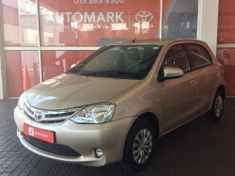 2013 Toyota Etios 1.5 XS 5-dr Mpumalanga